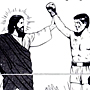 Free PowerPoint Sermon: Jesus Tempted in the Wilderness – Fighting Temptation: