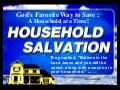 Free PowerPoint Sermon: God's Favorite Way to Save – Household Salvation: